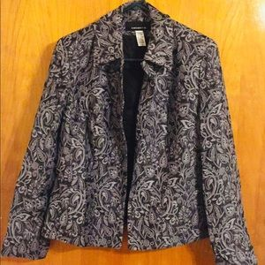 'Jones New York' Stylish Dress Jacket / NWOT